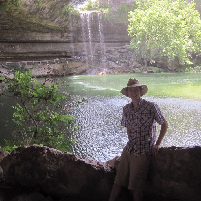 Hamilton Pool Preserve, Near Austin, Texas
