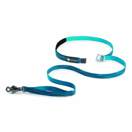 Functional versatility is what makes Ruffwear's Flat Out Leash the best dog leash I have come across.